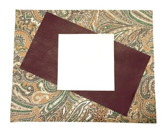 Leather crafts etsy for Leather sheets for crafting