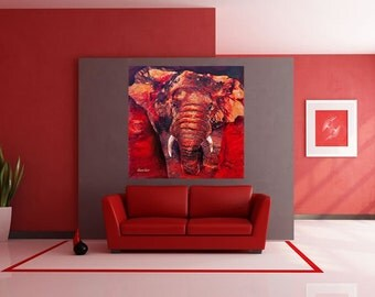 """Limited Edition """"Shawu"""" Fine Art Reproduction"""