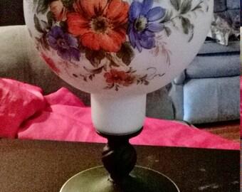 Vintage Bristol Glass Vase