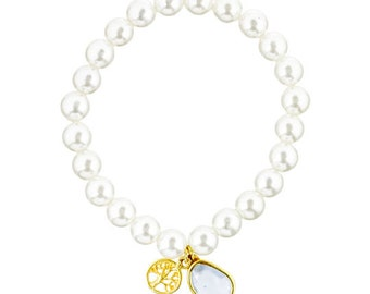 Vita_oro tree yellow bracelet