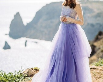 Wedding dress / Lavanda