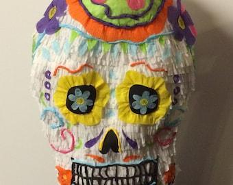 Made to Order Candy Skull Pinata