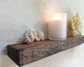 Floating Shelf rustic wood live edge Wood Natural edge Bathroom Shelves Perth Jarrah Wall mounted