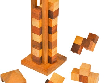 Tower of Babylon Puzzle