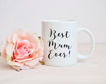 best mum ever mug, christmas mug mum, mum mugs, mother gift mug, wife gift mug, mum gift mug, mum mug