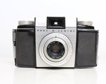 Kodak Pony II 35mm camera