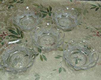 Crystal Bowls (5)