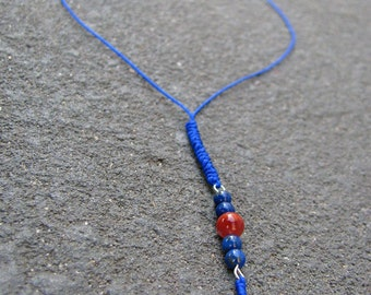 Handmade Chinese knots necklace