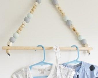Teepee Hanging Rack