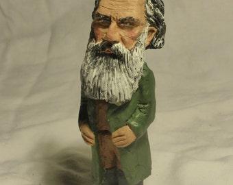 Leo Tolstoy sculpture