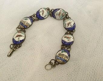 Vintage Story Bracelet