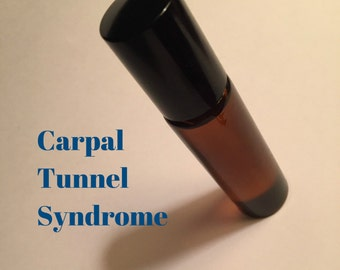 10ml Essential Oil Roll on for Carpal Tunnel Syndrome