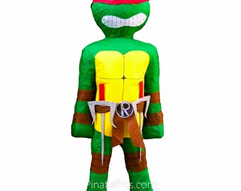 Raphael Teenage Mutant Ninja Turtles Pinata