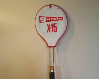Tennis Racquet Garcia Alloy Frame Tennis Racket