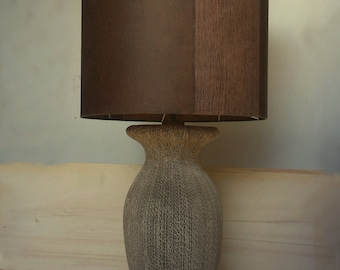 Table lamp with base VASO1