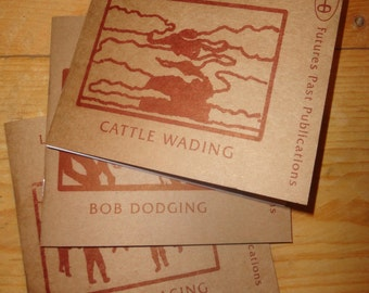 Folk Customs of the British Isles - Handmade books