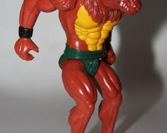 Jackalman ThunderCATS Vintage 1985 Action Figure Toy 1980s Thunder Cats