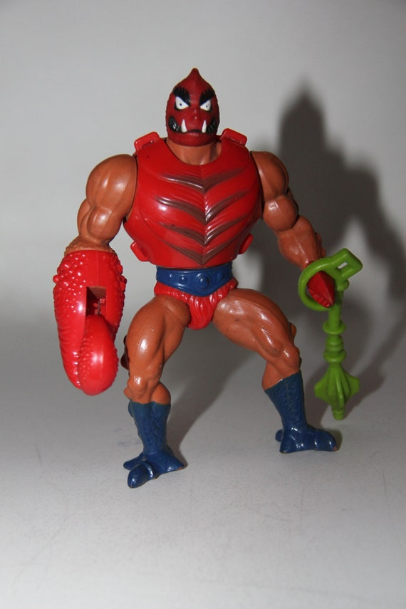 Items similar to CLAWFUL He-Man Lobster Claw Vintage 1984 ...