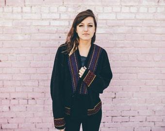 Bobbio knit sweater cardigan