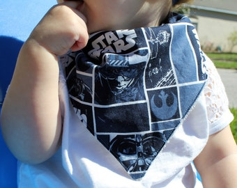 Star Wars Bibdana Choose Your Fabric