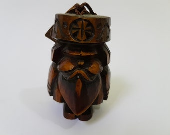 Ainu Designed Woodcarved Can opener