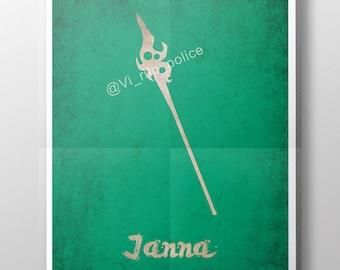 Janna [Minimalist]