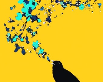 Blackbird Sings The Blues - Yellow