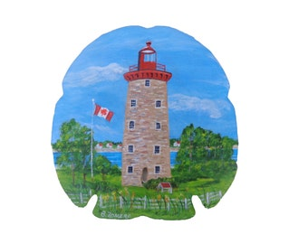 Windmill Point Lighthouse - Ontario Canada