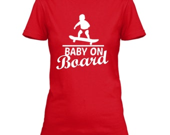 Pregnancy Announcment Shirt For Mom, Baby On Board Shirt, New Baby Announcement Shirt, Baby Announcement Pregnancy Tshirt, Pregnancy Reveal