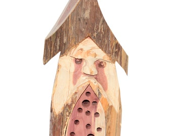 Carved Bee Lodge