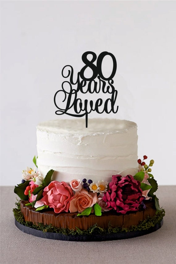 HD Wallpapers Birthday Cake Ideas 80 Year Old Man
