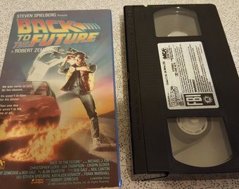 Back to the Future -VHS- 1980s