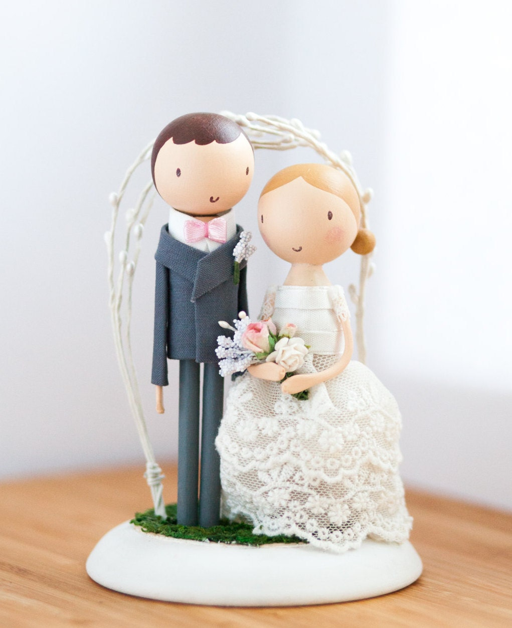 wedding cake toppers etsy wedding cake topper wooden cake topper rustic wedding cake 26456