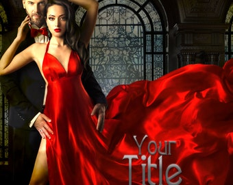 PreMade eBook Cover - Paranormal/Romance