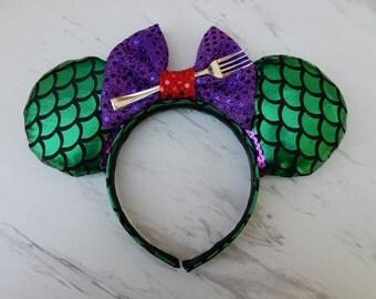 Ariel Minnie Ears