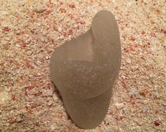 Beach Glass / Beach Glass Pendant / Flawless Beach Glass