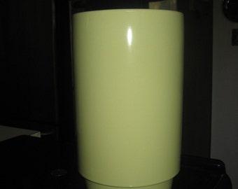 Simple Pastel Green Ceramic Vase