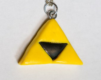 Zelda Triforce Pendant