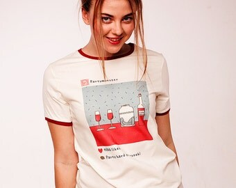 Party Monster t-shirt - Free Shipping