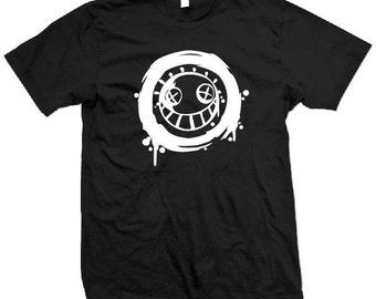 Junkrat Smiley Spray T-Shirt