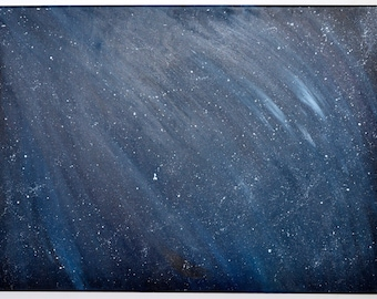 Univers painting acrylic.