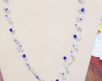 Winter Ice Necklace