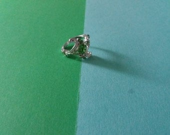 Slytherin's ring. Anello dei Serpeverde.