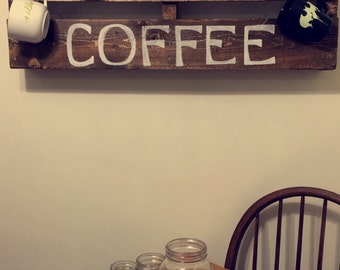ICAN Coffee Cup Rack