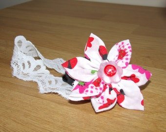 Cute Baby Floral Hairband
