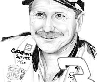 NASCAR Champ Dale Earnhardt