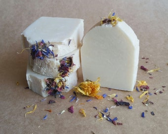 Fairy Dust Soap - Fresh Scented Body Wash Bar * Creamy Lather, Silky smooth skin