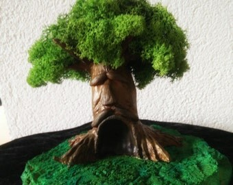 The legend of Zelda Dekubaum-deku tree