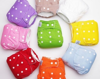1 X Adjustable Reusable Baby Infant Nappy