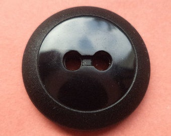 11 buttons black 18mm (2488) button
